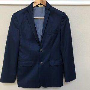 Chaps Navy sport coat for boys